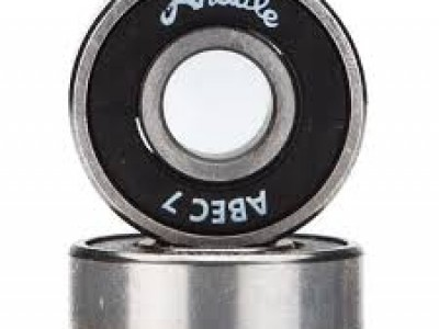 70 mm x 150 mm x 51 mm Size (mm) Andale Andale Abec 7 Skateboard Bearings
