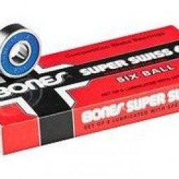 Bearing number Loyal Bones Super Swiss 6 Skateboard Bearings