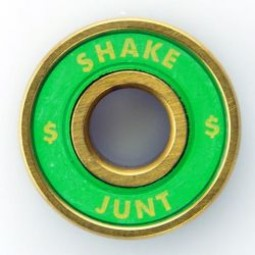 Max Speed (Oil) (X1000 RPM) Shake Junt Shake Junt O.G.'S Abec 5 Skateboard Bearings