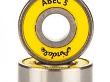 40 mm x 80 mm x 27 mm Cr Andale Andale Abec 5 Skateboard Bearings