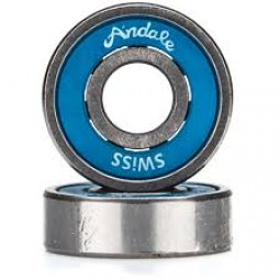 Outer Diameter (mm) Andale Andale Swiss Skateboard Bearings