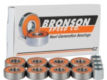 240 mm x 360 mm x 92 mm K Bronson Speed Co. Bronson Speed G2 Skateboard Bearings