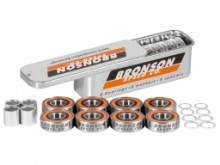 70 mm x 150 mm x 35 mm Limiting Speed – Oil Bronson Speed Co. Bronson Speed G3 Skateboard Bearings