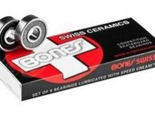 Basic static load rating (C0) Loyal Bones Swiss Ceramic Skateboard Bearings