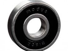 40 mm x 110 mm x 18 mm Width (mm) Loyal Modus Black Skateboard Bearings