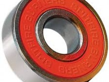 35 mm x 55 mm x 10 mm Fatigue limit load, Cu Spitfire Spitfire Burners Skateboard Bearings