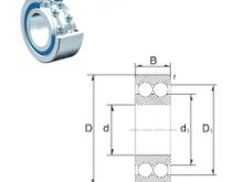 45 mm x 68 mm x 4.2 mm Basic dynamic load rating – C ZEN 4208 Deep Groove Ball Bearings